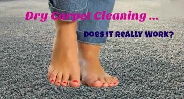 Dry carpet cleaning stockport