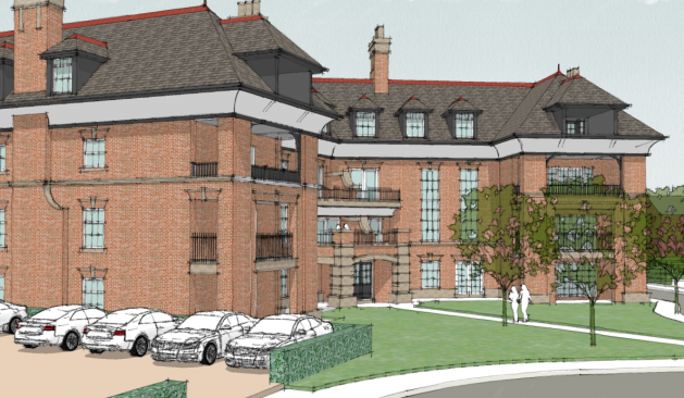 New Library for Timperley