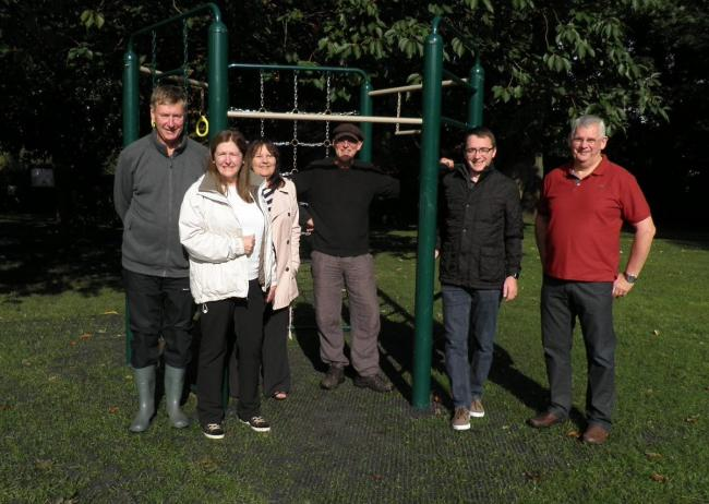 Timperley Park has fitness classes